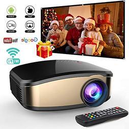 projector wireless wifi portable