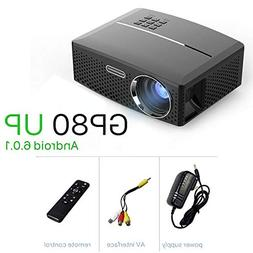 LCD Projectors - LED Projector GP80 / UP. 1800 Lumens.  Supp