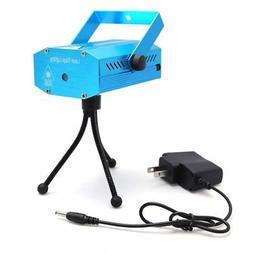 R&G Super Mini Projector DJ Disco LED Light Stage Party Lase