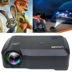 RAGU Mini HDMI Video Projector Projection 1080P Home Film Ca
