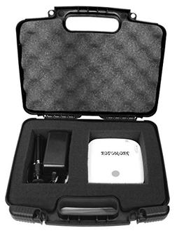 SAFE n SECURE Portable Video Projector Hard Case with Dense