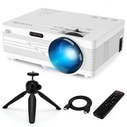 Small LCD Projector HD Digital Mini Stand Home Theater Movie