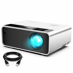 ELEPHAS small projector LED 4200lm 1920 × 1080 maximum reso