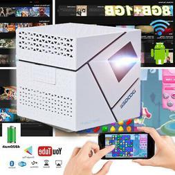 Smart Cube P1 Mini Micro DLP Projector Android Wireless WiFi