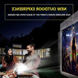 Smart Phone Projector Mini Theater Cinema Screen Amplifier f