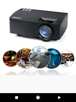 Smartphone Projector for iPhone Android Tablet, RAGU Z480 Mi