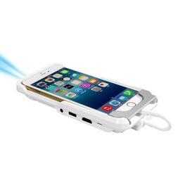 Smartphone Projector Portable Micro LED Mini TV DLP Wifi 108