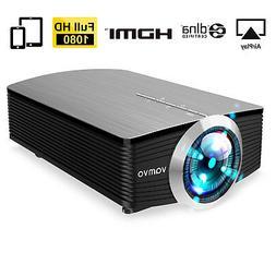 Smartphone Projector Vamvo Mini Portable Video Projector 108