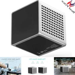 Sound Cube Portable Rechargeable Bluetooth Speaker For Phone