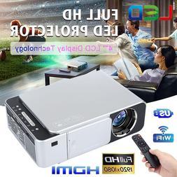 T6 3500 Lumens HD Portable LED <font><b>Projector</b></font>