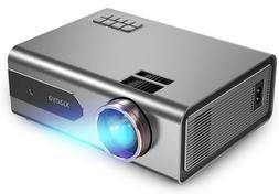 XIAOYA T8 Mini Portable Projector -720P Native, 3200 Lumen,