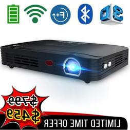t8e full hd mini portable projector wifi