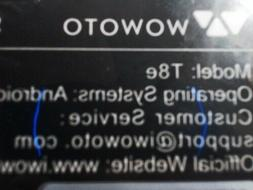 Wowoto T8E Full Hd Mini Portable Projector WifiBluetooth Hom