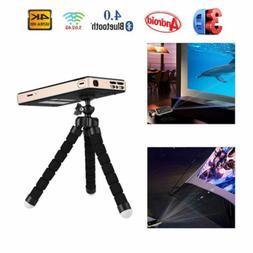 H96-P  DLP Mini Projector 2+16G Amlogic S905X 4K Dual Wifi B