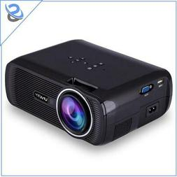 UHAPPY U80 Plus Android 6.0 Mini Projector LCD Bluetooth WiF