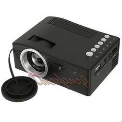 UNIC UC18 Mini Portable Projector Video Digital LED Projecto