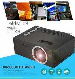 UC18 UNIC Mini Portable Projector Video Digital LED Projecto