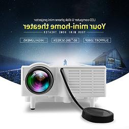 Fosa UC28+ Mini Pico Projector Home Cinema Theater Digital 1