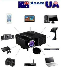 UC28+ Mini Portable Led Lcd Projector Proyector With HDMI VG