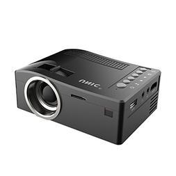 UNIC UC18 Mini Portable video Projector Full HD 1080P LCD LE