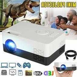 Full HD 1080P Portable Mini Projector Smart Home Theater Cin