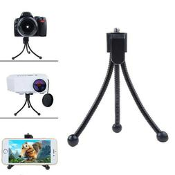 Universal Mini Projector Stand 1/4inch Tripod Mount Holder F