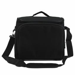 Universal Projector Case Laptop Bag Carrying Handbag Shoulde