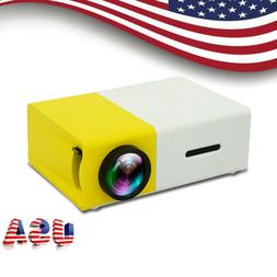 US 360° Entertainment Home Mini Miniature 1080 Projector 50
