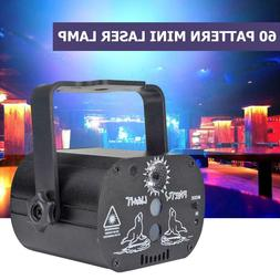 USB Powered Mini Laser Stage Light LED Lighting Projector Cl