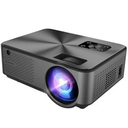 Video Projector, iBosi Cheng Portable Mini LCD Movie Project
