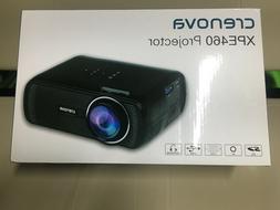 Crenova XPE460 LCD Mini Projector w/ Remote IOB