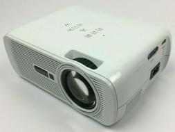 Crenova XPE460 LED 1200 Lm 800x480 Resolution 55W Home Cinem