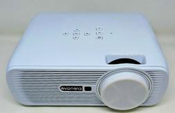 Crenova XPE460 LED Video Projector Home Projector Supports 1