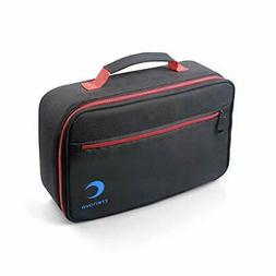 Crenova XPE498 Projector Carrying Bag, Portable Travel Proje