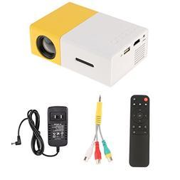 yg 300 portable projector audio