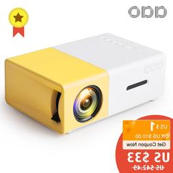 AAO YG300 <font><b>Mini</b></font> <font><b>Projector</b></f