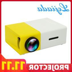 LEJIADA YG300 LED <font><b>Mini</b></font> <font><b>Projecto