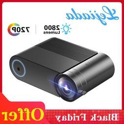 LEJIADA YG550 native <font><b>projector</b></font> 1280x720