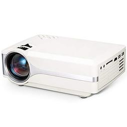 Universal Mini Projector, Multimedia Home Theater Video Proj