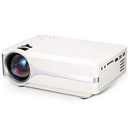Universal Mini Projector, Multimedia Home Theater Video Proj